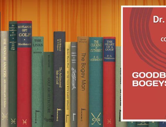 Golf Books #230 (Goodbye Bogeys: Confidence)
