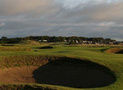 Carnoustie Championship Course, Scotland