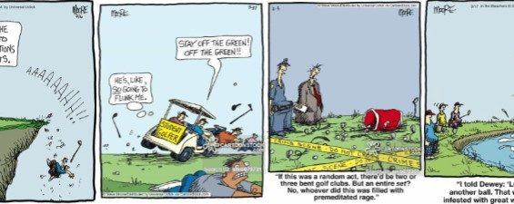 Golf Cartoon #323