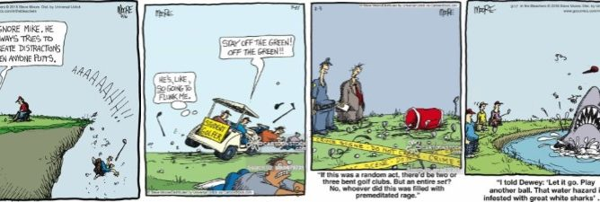 Golf Cartoon #316