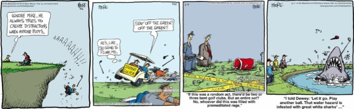 Golf Cartoon #339