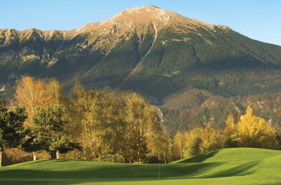 Royal Bled Golf Course, Slovenia