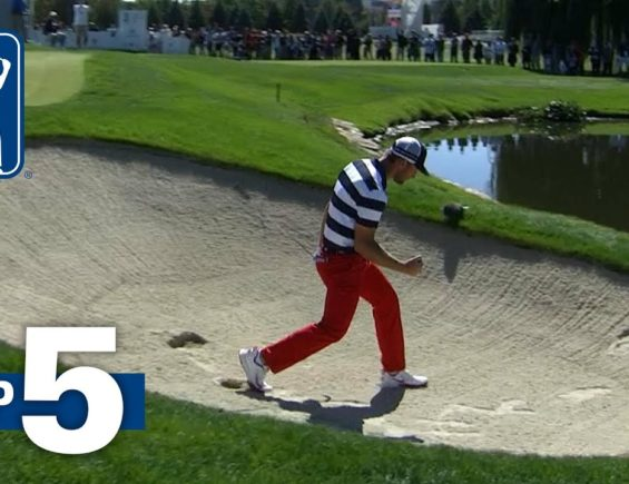 Shots of the Week | 2017 Presidents Cup