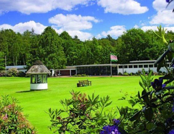 Hamburger Golfclub Falkenstein, Germany