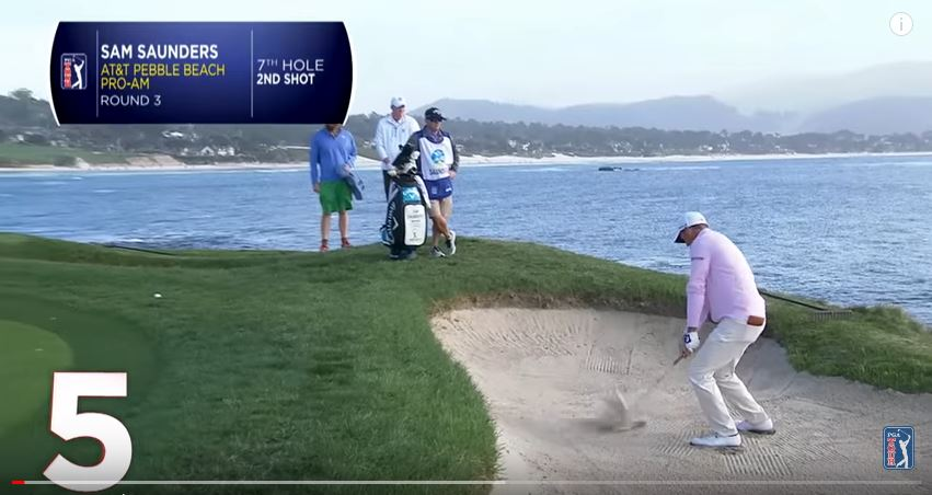 Top 5 Shots of the Week | AT&T Pebble Beach