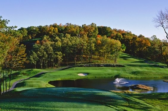 Centennial Golf Club, USA
