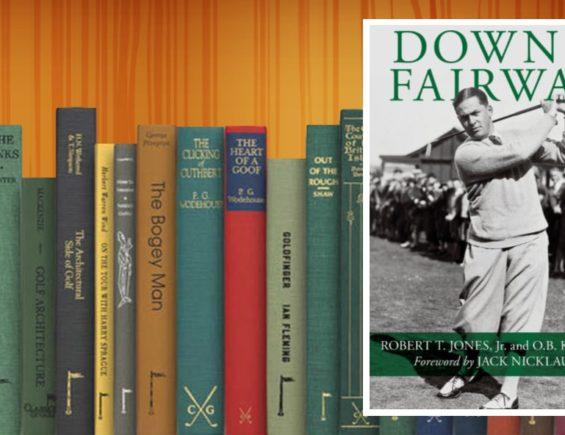 Golf Books #252 (Down the Fairway)