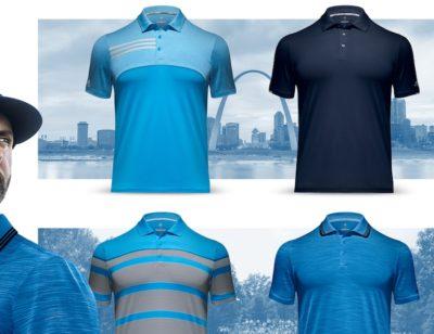 Adidas Golf reveals apparel for 100th PGA Championship