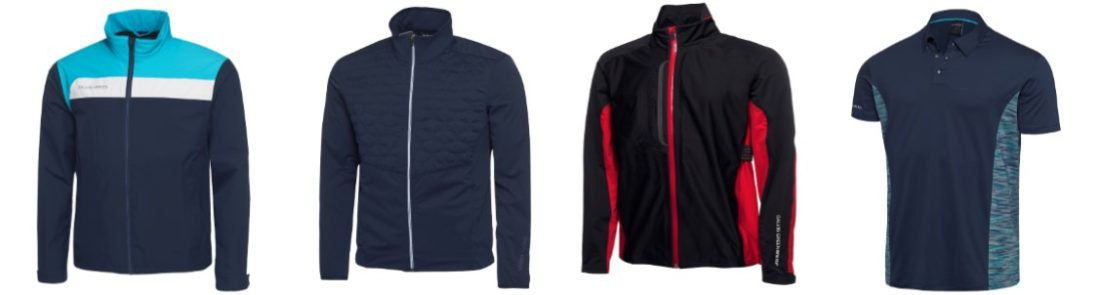 Galvin Greens gives golf wear a new dimension