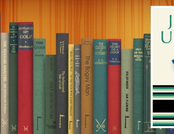 Golf Books #269 (Golf Dreams: Writings on Golf)