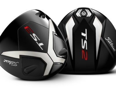 Titleist introduces new TS drivers