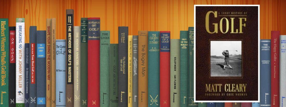 Golf Books #286 (A Short History of Golf)