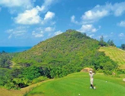 Lemuria Golf Course, Seychelles