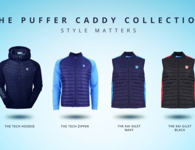 New Puffer Caddy Collection from Bunker Mentality