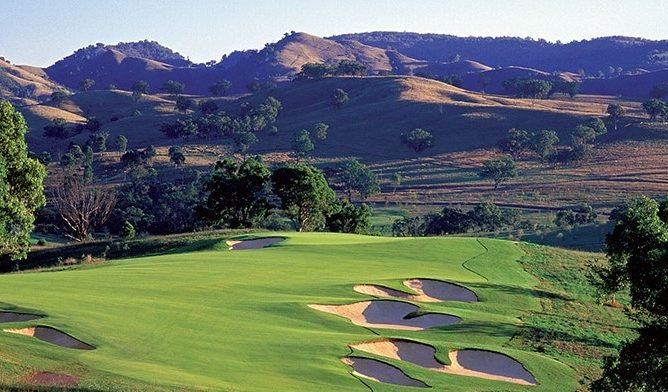 Ellerston Golf Club, Australia
