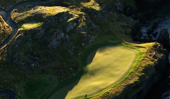 Brautarholt Golf Course, Iceland