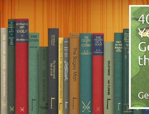 Golf Books #298 (400 Years Of Golf – by the Irish)