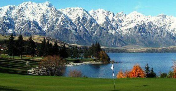 Queenstown Golf Club, New Zealand