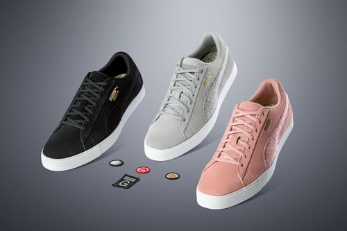 PUMA launches latest suede shoe