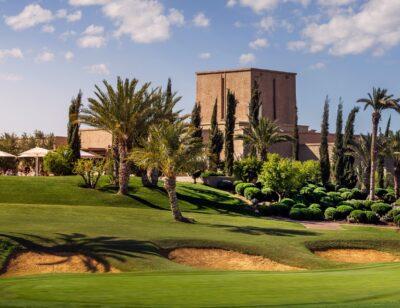 Assoufid Golf Club, Morocco