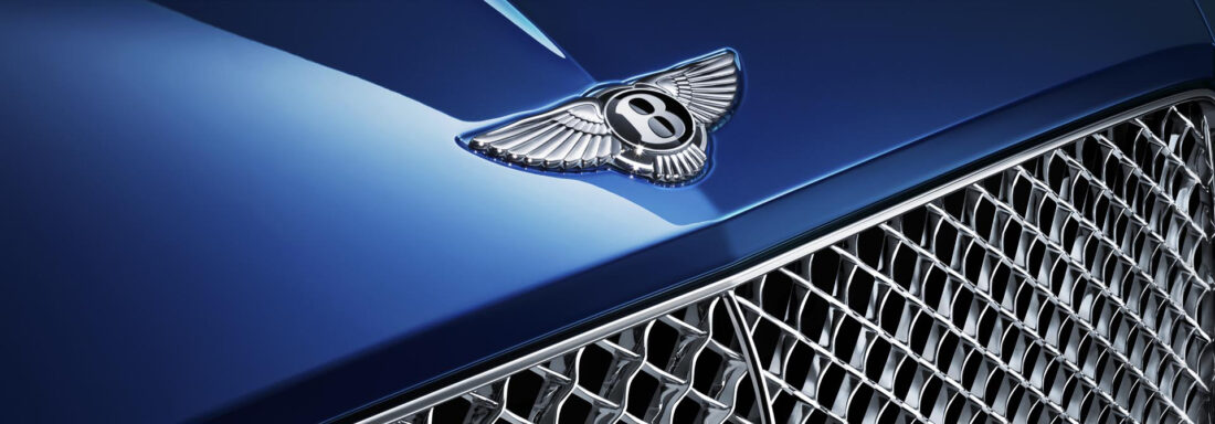 Bentley Centenary Collection Clubs Going Fast