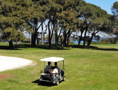 Brijuni Golf Course, Croatia