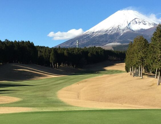 Jurigi Country Club, Japan