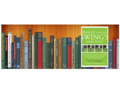 Golf Books #344 (FINALLY: The Golf Swing's Simple Secret)