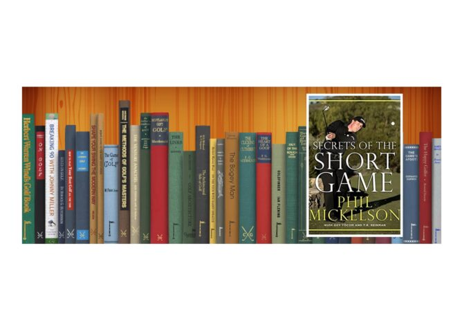 Golf Books #354 (Secrets of the Short Game)
