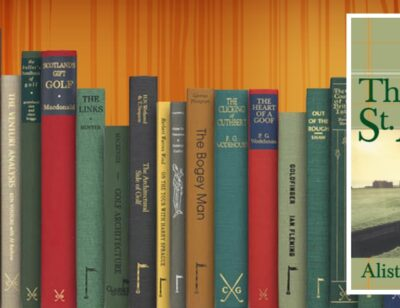 Golf Books #358 (The Spirit of St. Andrews)