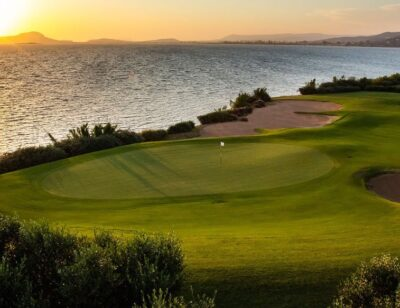 Costa Navarino Golf – The Bay Course, Greece
