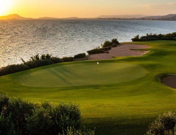 Costa Navarino Golf – The Bay Course, Greece
