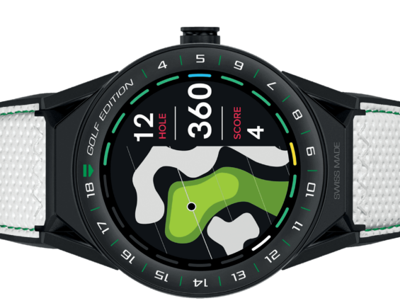 TAG HEUER LAUNCH GOLF EDITION
