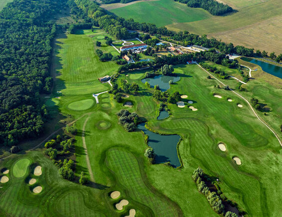 Pannonia Golf & Country Club golf course, Hungary