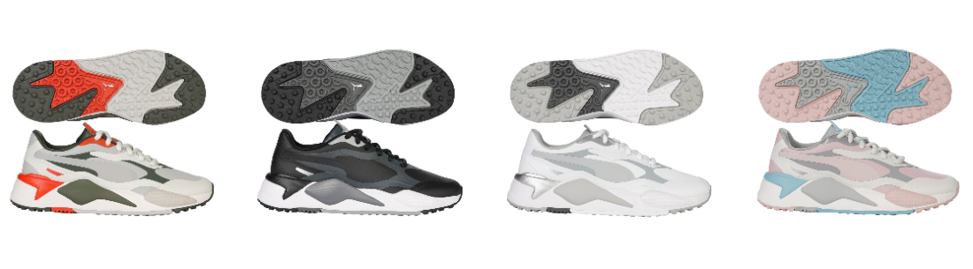 PUMA Golf Launch RSG Footwear