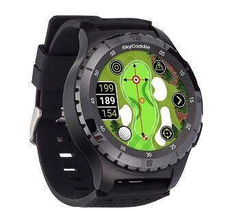 SkyCaddie LX5C Ceramic Watch
