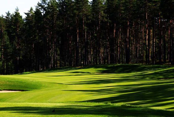 Kongsvinger Golf Club, Norway
