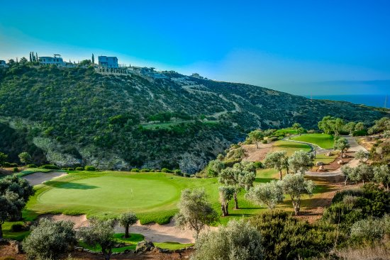 Aphrodite Hills Golf Course, Cyprus