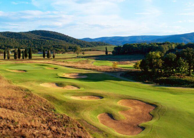 Royal Golf La Bagnaia, Italy
