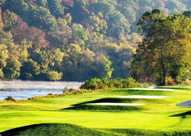 Pete Dye River Course, USA