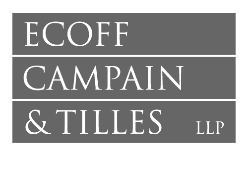 Ecoff Campain & Tilles, LLP logo in light grey