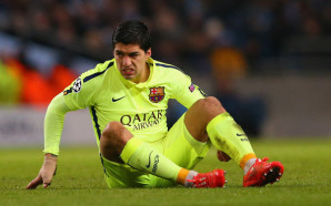 Juventus in talks with Luis Suarez