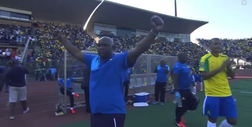 Pitso Mosimane signs a 4-year deal with Mamelodi Sundowns