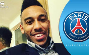 PSG considering a bid for Arsenal's Aubameyang