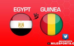 Egypt v Guinea friendly game