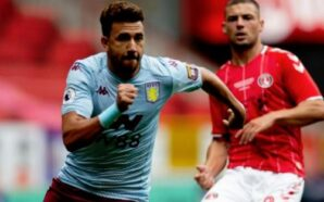 LIVE: Aston Villa v Manchester United | EPL | July…