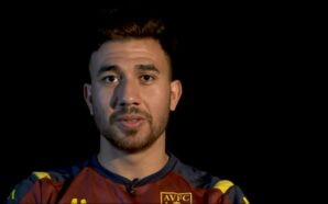 Trezeguet scores stunning goal for Aston Villa against Arsenal