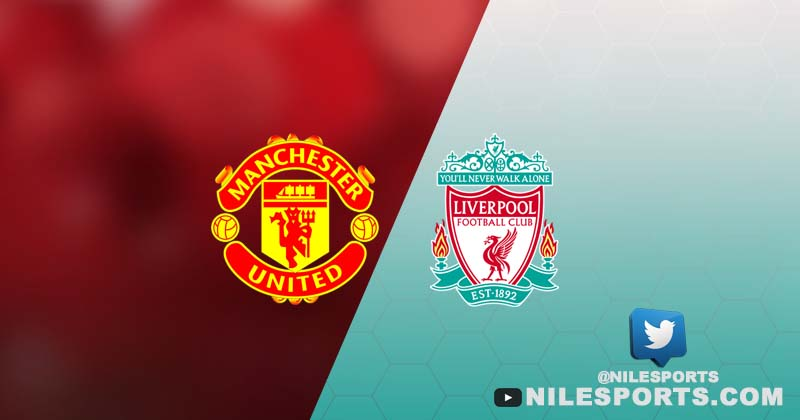 Man united v Liverpool