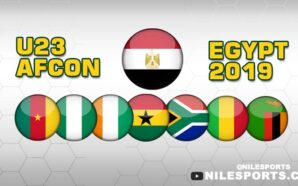 U23 AFCON 2019 Egypt