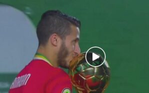 The Golden Boy Ramadan Sobhi Wins best player of the…